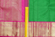 Traditional Design Handwoven Kanjivaram Pure Silk Saree - Pure Zari - PVM 0518 1394 Archives