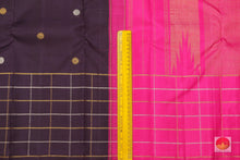Traditional Design Handwoven Pure Silk Kanjivaram Saree - Pure Zari - PV VL 02 Archives
