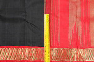 Traditional Design Handwoven Pure Silk Kanjivaram Saree - Pure Zari -  PVM 0518 1430 Archives