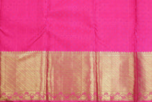 Traditional Design Handwoven Pure Silk Kanjivaram Saree - Bridal Saree - PBR 3609 Archives