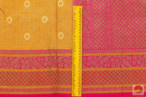 Handwoven Banarasi Silk Saree - Pure Silk - PM 52
