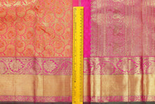Load image into Gallery viewer, Traditional Design Handwoven Pure Silk Kanjivaram Saree - Bridal Saree - PBR 005 - Archives