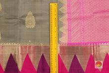Traditional Design Handwoven Pure Silk Kanjivaram Saree - PVJL 0718 1537 Archives