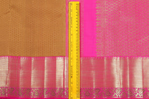 Traditional Design Handwoven Pure Silk Kanjivaram Saree - Pure Zari - PVJL 0718 1526 Archives