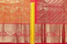 Traditional Design Handwoven Pure Silk Kanjivaram Saree - Bridal Saree - PBR 009