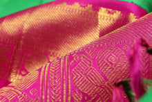 Load image into Gallery viewer, Traditional Design Kanjivaram Pure Silk Saree - Pure Zari - PVM 0318 1346 Archives