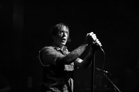 Benjamin Kowalewicz from Billy Talent