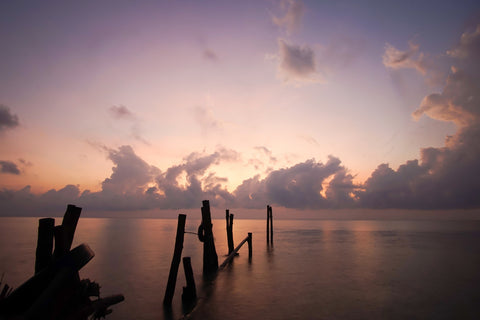 Sunrise on Koh Rong