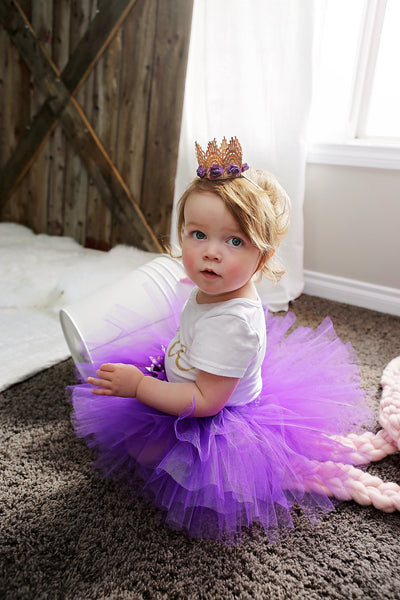 Rose Crowns Headbands | Stinky Bunny Affordable Trendy Toddler Fashion