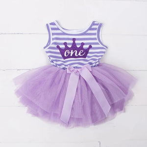ONEderful - Purple-Dresses & Tunics-[Calgary]-[Alberta]-[Canada]-[Affordable Children's Clothing]-Stinky Bunny