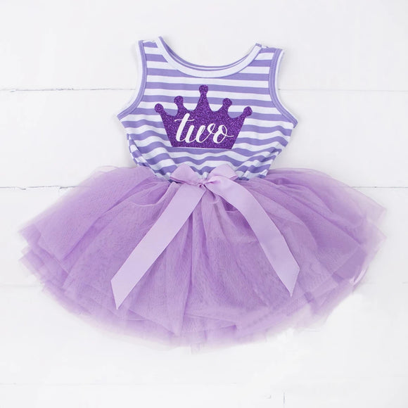 TWO Cute - Purple-Dresses & Tunics-[Calgary]-[Alberta]-[Canada]-[Affordable Children's Clothing]-Stinky Bunny