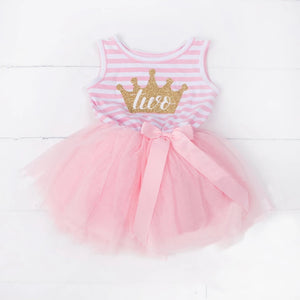 TWO Cute - Pink-Dresses & Tunics-[Calgary]-[Alberta]-[Canada]-[Affordable Children's Clothing]-Stinky Bunny
