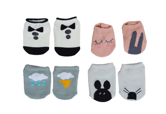 Where's My Sock?-Tights & Socks-[Calgary]-[Alberta]-[Canada]-[Affordable Children's Clothing]-Stinky Bunny