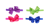 Bowtastics - Combo 4-Headbands-[Calgary]-[Alberta]-[Canada]-[Affordable Children's Clothing]-Stinky Bunny