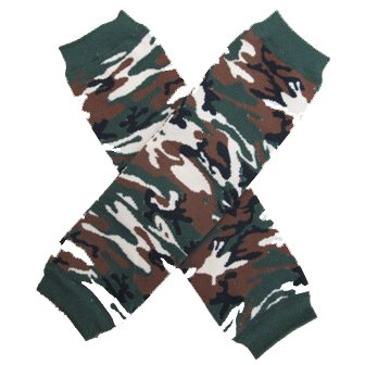 Baby Leggings - Camo-Tights & Socks-[Calgary]-[Alberta]-[Canada]-[Affordable Children's Clothing]-Stinky Bunny