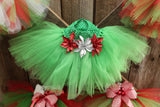 Handmade Holiday Tutus (Baby - Toddler Sizes) Handmade Tutus | Stinky Bunny Affordable Trendy Toddler Fashion