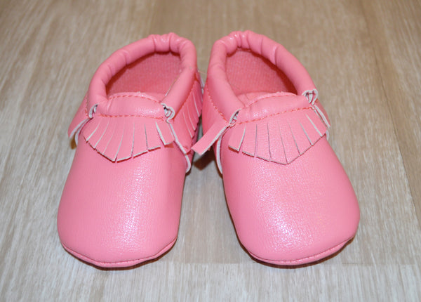 Fringe Moccasins Footwear | Stinky Bunny Affordable Trendy Toddler Fashion