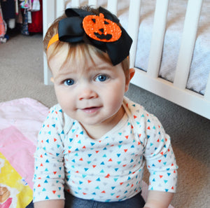 Halloween Headbands Headbands | Stinky Bunny fashion headbands for toddlers, affordable infant headbands, cute kids headbands