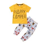 Happy Camper-Shirts-[Calgary]-[Alberta]-[Canada]-[Affordable Children's Clothing]-Stinky Bunny