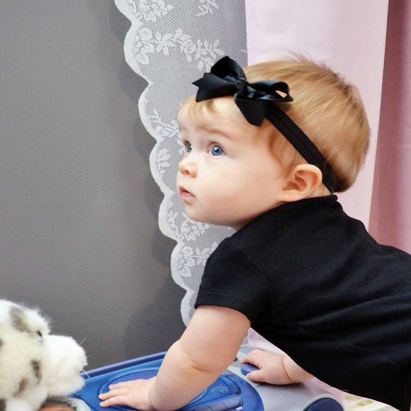 Lil Bunny Bows - Combo 1 Headbands | Stinky Bunny fashion headbands for toddlers, affordable infant headbands, cute kids headbands