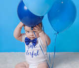 You're Unbelieva-bow - Royal Blue-Accessories for Boys-[Calgary]-[Alberta]-[Canada]-[Affordable Children's Clothing]-Stinky Bunny