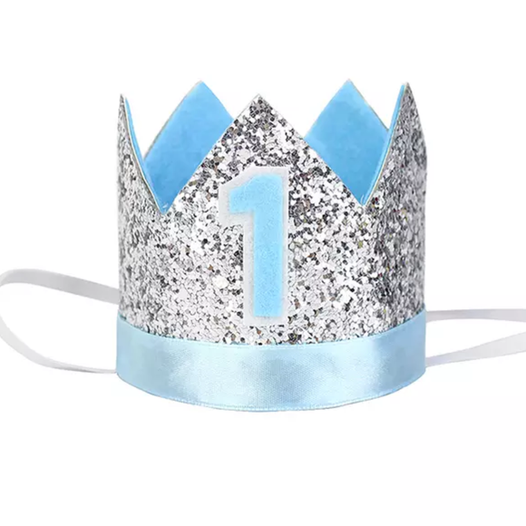 Shine On Little ONE Crown-Headbands-[Calgary]-[Alberta]-[Canada]-[Affordable Children's Clothing]-Stinky Bunny