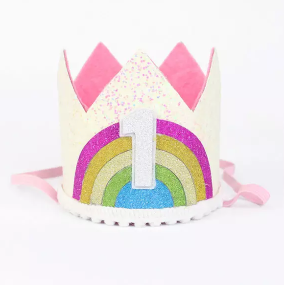 Over the Rainbow Crown
