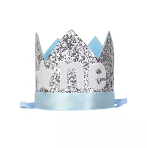 Birthday Star Crown-Headbands-[Calgary]-[Alberta]-[Canada]-[Affordable Children's Clothing]-Stinky Bunny