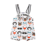 Forest Friends-Rompers-[Calgary]-[Alberta]-[Canada]-[Affordable Children's Clothing]-Stinky Bunny