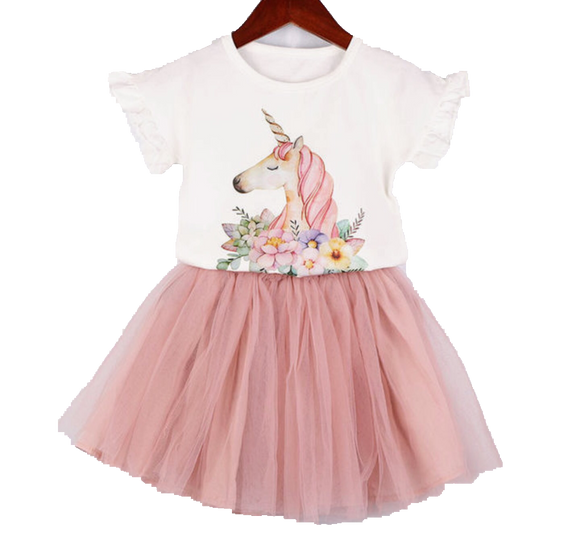 Unicorn Dream-Outfit Sets-[Calgary]-[Alberta]-[Canada]-[Affordable Children's Clothing]-Stinky Bunny