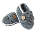 Handmade Loafers - 2 Colours Available-Footwear-[Calgary]-[Alberta]-[Canada]-[Affordable Children's Clothing]-Stinky Bunny