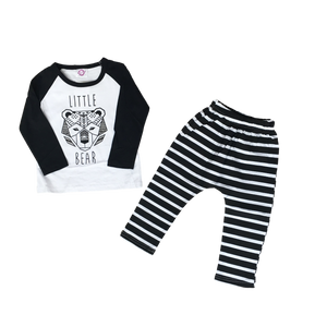 Little Bear-Outfit Sets-[Calgary]-[Alberta]-[Canada]-[Affordable Children's Clothing]-Stinky Bunny