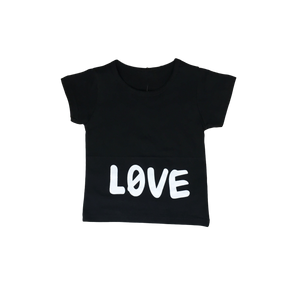 LOVE T-Shirt Shirts | Stinky Bunny little girl fashion tops, cute children's shirts, affordable kids fashion tops