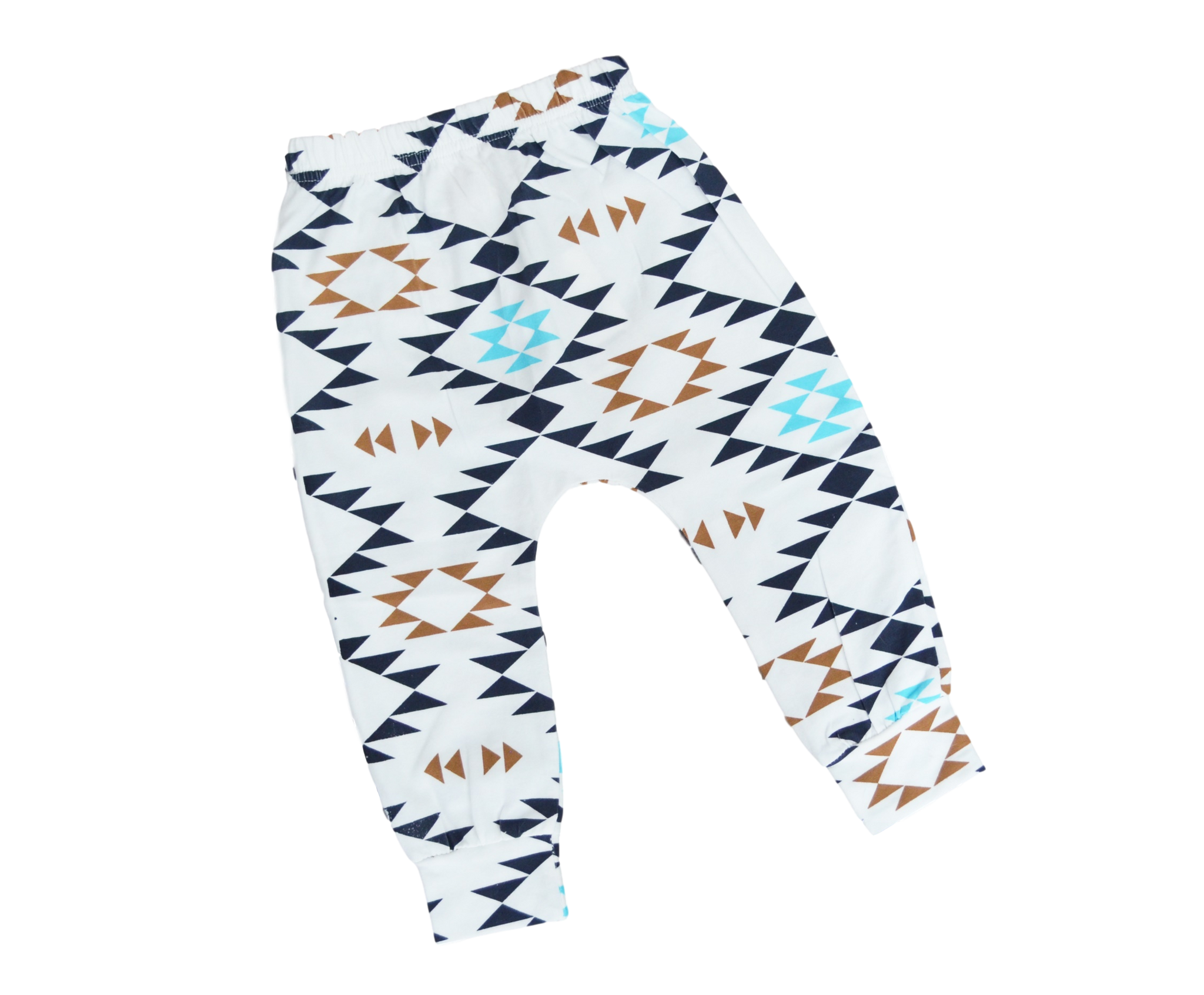 Aztec Harem Pants Pants | Stinky Bunny kids fashion pants, inexpensive baby shorts, cute toddler shorts