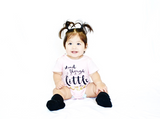 She is Fierce Onesies | Stinky Bunny affordable baby fashion onesies, stylish baby clothes, unique baby onesies