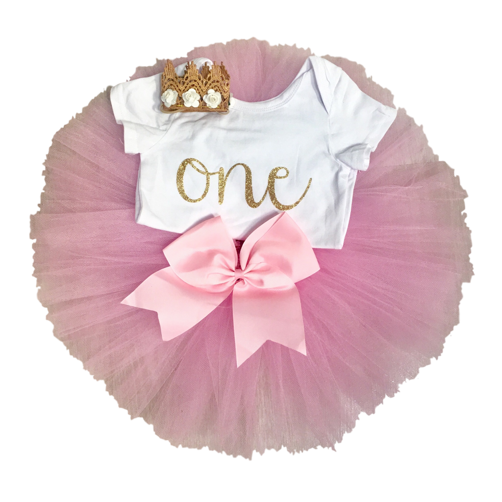 Classic Collection 1st 2nd Birthday Outfits Multiple Colours Available Handmade Tutus
