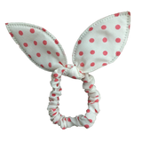 Handmade Bunny Ear Ruffles (multiple patterns)