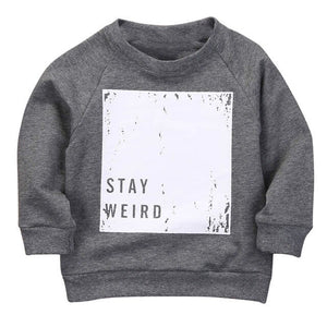 Stay Weird-Shirts-[Calgary]-[Alberta]-[Canada]-[Affordable Children's Clothing]-Stinky Bunny