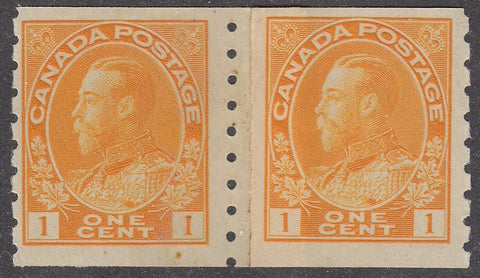 0126CA1801 - Canada #126i Mint Paste-up Pair