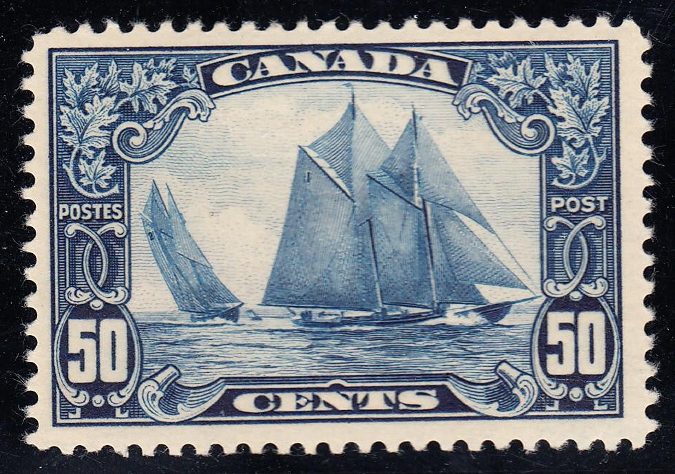 0158CA1708 - Canada #158iii - Mint 'Man on the Mast' Variety