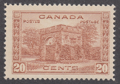 0243CA1801 - Canada #243 - UNLISTED