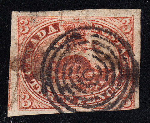 0001CA1707 - Canada #1 - Deveney Stamps Ltd. Canadian Stamps