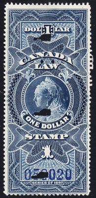 0011SC1708 - FSC11 - Used - Deveney Stamps Ltd. Canadian Stamps