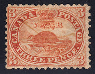 0012CA1707 - Canada #12 - Deveney Stamps Ltd. Canadian Stamps