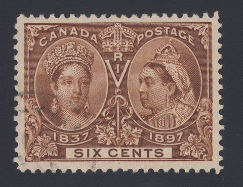 0055CA1806 - Canada #55i - Used Major Re-Entry
