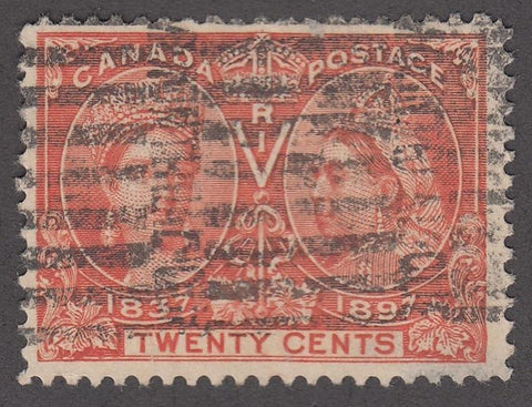 0059CA1807 - Canada #59v - Used Re-Entry