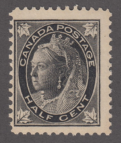 0066CA1807 - Canada #66 - Mint, Strong Re-Entry