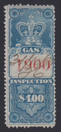 0007FG1712 - FG7 - Used - Deveney Stamps Ltd. Canadian Stamps