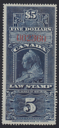 0009SC1712 - FSC9 - Mint - Deveney Stamps Ltd. Canadian Stamps