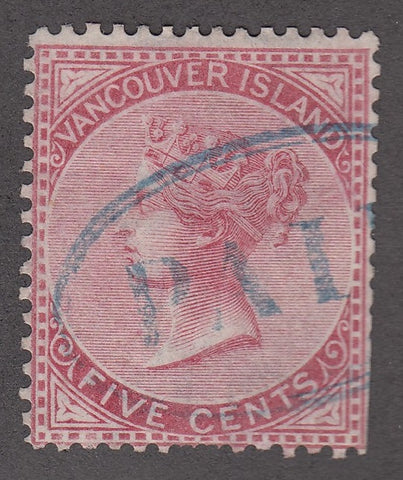 0005BC1808 - British Columbia #5 - Used